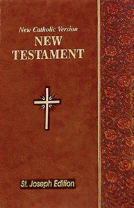 New Catholic Version New Testament-Brown