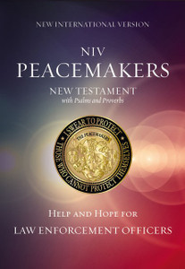 NIV Peacemakers New Testament