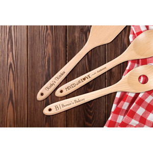 Personalized Utensil Set