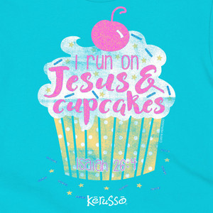 Jesus & Cupcakes Youth T-shirt