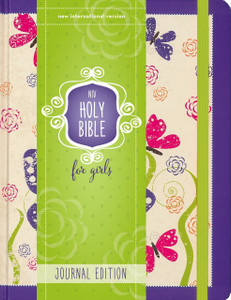 NIV Holy Bible for Girls - Journal Edition