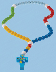 My First Rosary - Children of the World Blue Cross