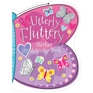 My Utterly Flutterly Sticker Activity Book