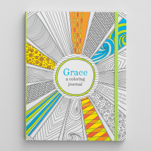 Grace: A Coloring Journal