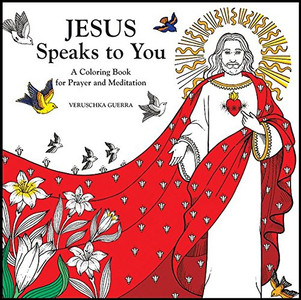 Jesus Speaks to You Coloring Book