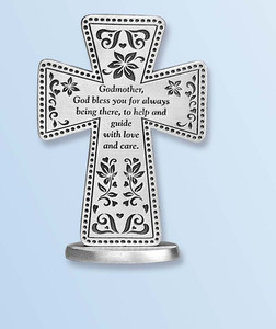 Godmother Standing Cross
