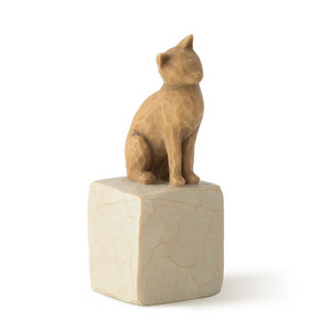 Love my Cat (light) Willow Tree® Figure