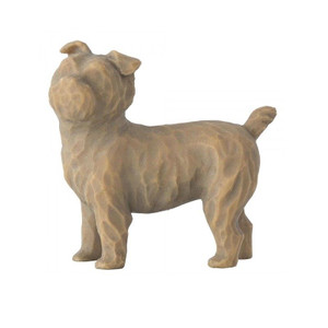 Love my Dog (Standing) Willow Tree® Figure