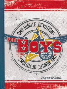 One Minute Devotions for Boys