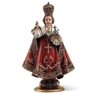 "6"" Infant of Prague Statue"