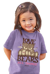 Love Bears Youth T-shirt