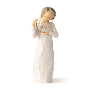 Love You Willow Tree® Figure