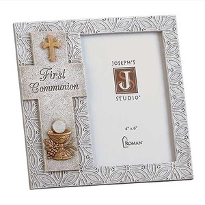 First Communion Frame 4x6
