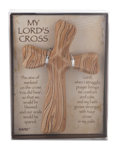 My Lord's-Boxed Cross
