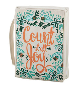 Count It All Joy Bible Cover