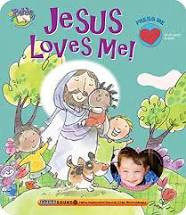 Jesus Loves Me! Boardbook
