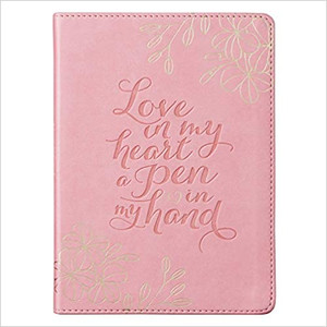 Love in my Heart Journal