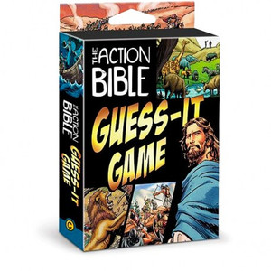 The Action Bible Guess-It Game