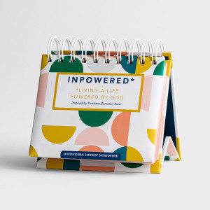 Inpowered: Living a Life Powered By God - Perpetual Calendar