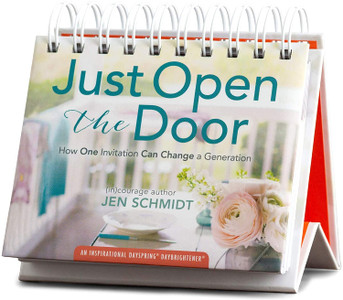 Just Open the Door: How One Invitation Can Change a Generation - Perpetual Calendar