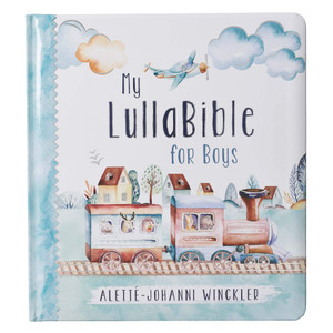 Gift Book My Lullabible for Boys by, Allete-Johanni Winckler