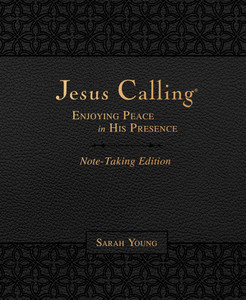 Jesus Calling Note-Taking Edition