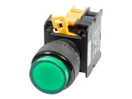 ATI LXL22 22mm Momentary Push Button Switch Illuminated LED NO