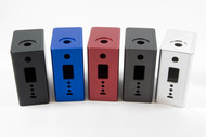 Alpinetech PXL2 CNC Milled Aluminum Enclosure DNA75C DNA250C Cutouts