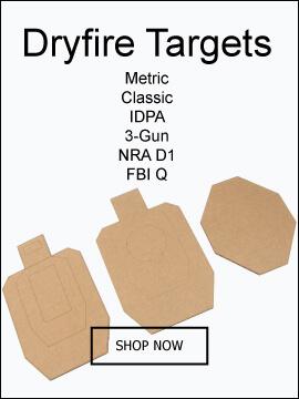 Dryfire Targets