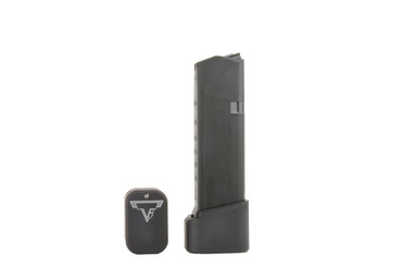 TTI Glock 19 / 23 +4/5 9mm & 40 S&W Basepads by Taran Tactical