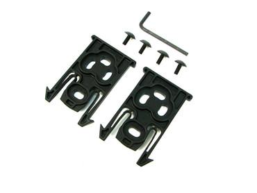 Safariland ELS Equipment Locking Forks (Set of Two) (6004-34-2)