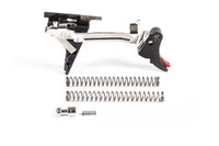 Zev Adjustable Trigger Kit for Glock Gen 3 with Red Trigger Safety