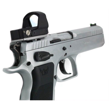 EAA / Tanfoglio Witness DeltaPoint PRO Optic Dot Mount by Henning