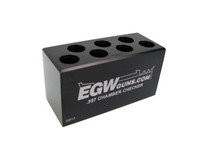 357 Magnum 7-Hole Chamber Checker Case Gauge by EGW (70122)