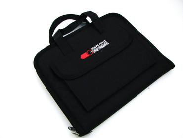 CED 1400 Large Pistol Bag Case Sleeve Black