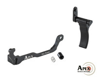Apex Tactical Curved Forward Set Trigger Kit for Sig P320 (112-032)