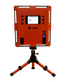 LabRadar Chrono Orange Aluminum Mini Tripod