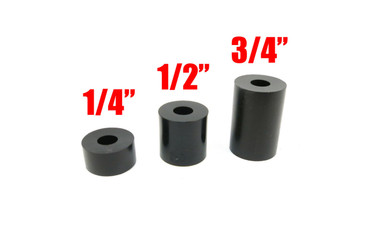 Boss Holster / Hanger Spacer, Washer & Screw Kit