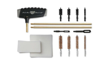 Gun Boss Pro Cleaning Kit for Pistols / Handguns by Real Avid (AVGBPRO-P)