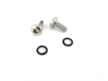CZ Pistol Stainless Steel Torx Grip Screws by HB Industries (10017) Silver Grey Gray