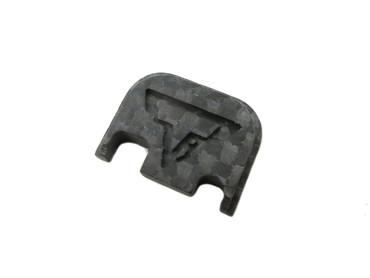 TTI Custom Carbon Fiber Glock Striker Plate by Taran Tactical (GSP-TTI)