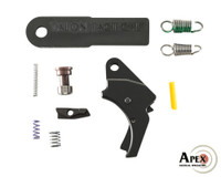 S&W M&P Aluminum Forward Set Sear & Trigger Kit by Apex Tactical (100-067)