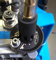 DAA Dillon Precision XL650 Debris-Out Casefeeder Adapter by Double Alpha