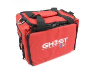 Ghost Small Shooting Range Bag  Red