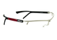 Pilla Panther X7-C (No Post) Shooting Eye Glasses (Pilla -Panther-X7-C) Red