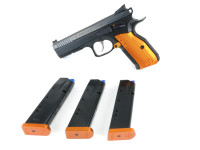 CZ Shadow 2 Orange w/ Barrel Bushing - 9mm (91249)