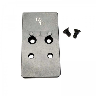 CZC CZ P10 Optic Ready Mounting Plate C-More & Vortex Razor by CZ Custom