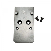 CZC CZ P10 Optic Ready Mounting Plate RMR & Holosun by CZ Custom (16065)