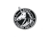 "Ben Stoeger Pro Shop 3"" Embroidered Velcro Patch (BSPS-Patch)"