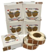CED/DAA Boxed Waterproof Target Pasters